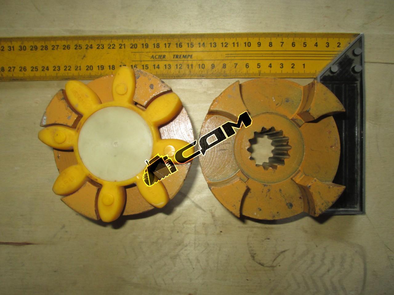 Муфта соединительная CDM514B  LG514B.30.01.05