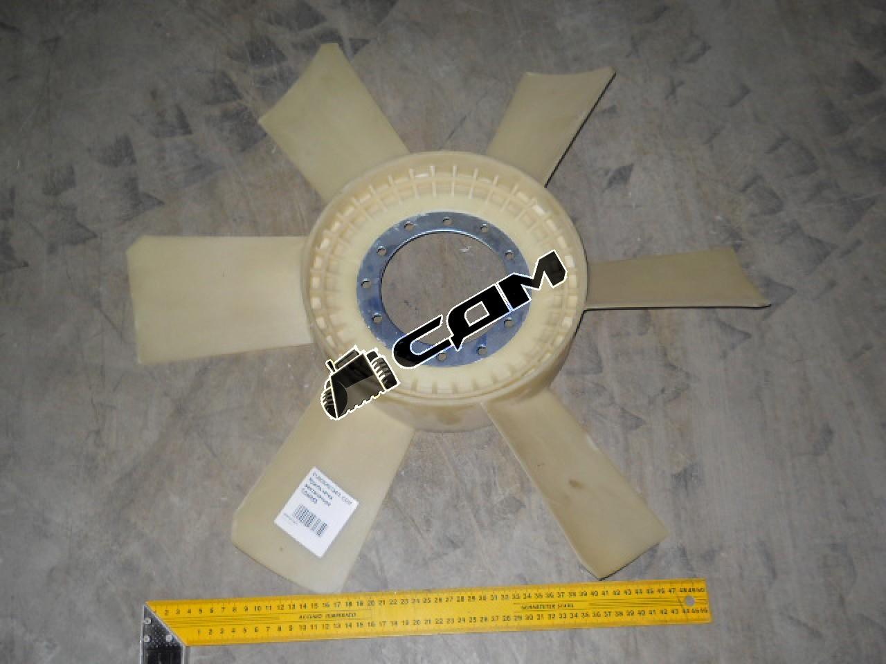 Крыльчатка вентилятора (пластик) d=124,D=620 12 отверстий CDM855  612600060154